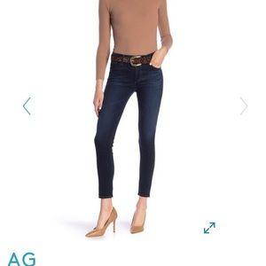 AG The Farrah high Waist Skinny